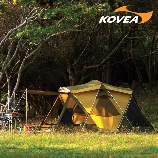 코베아 텐트 휴하우스3 KK8TE0101 (루프포함)