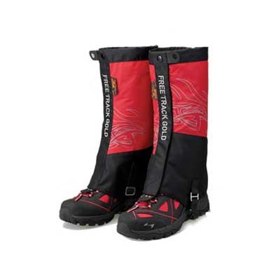 코베아 프리트랙Ⅱ 골드 스패츠 KM8EI0102/등산/겨울산행/눈/보호대/눈길/산행/캠핑/3레이어